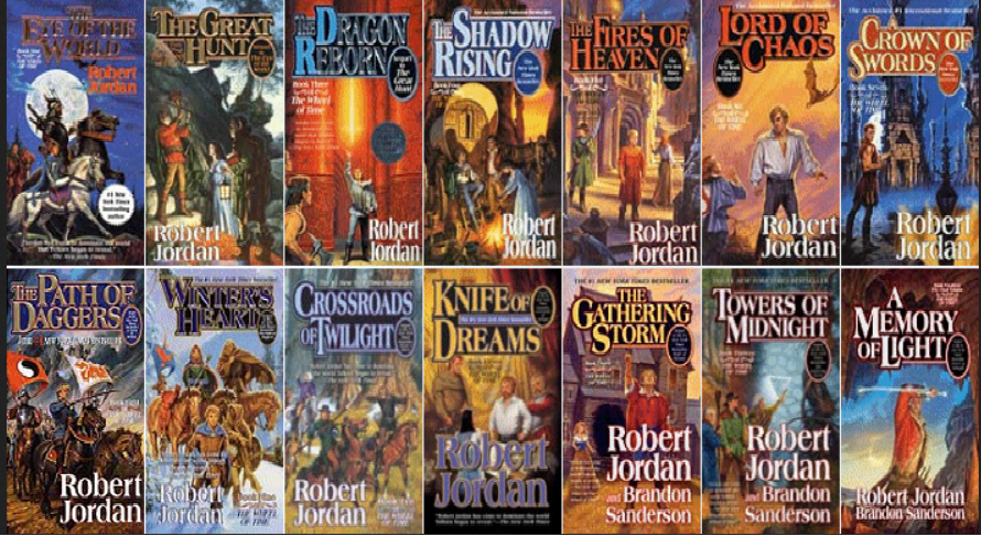 Image result for the wheel of time series